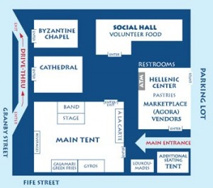 GreekFest-Map2013